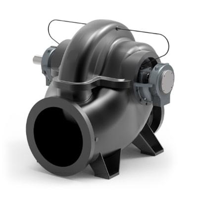 پمپ اطفای حریق CW-HYDRO مدل GD