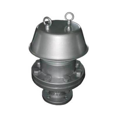 شیر تنفسی مدل SBV